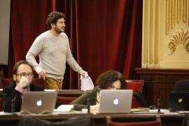 Polémica en Podemos: Alberto Jarabo realquila una casa en Son Serra de Marina