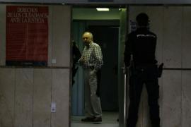 El presidente de Acotur, Pepe Tirado, pasa a disposición judicial