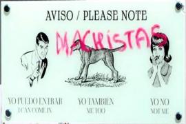 Condenada una barbería de Palma a retirar un cartel sexista