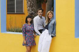Jóvenes diseñadores en Futur Adlib (Fotos: Arguiñe Escandón).