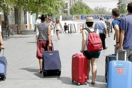 El Govern quiere limitar el número de días de alquiler de la vivienda habitual a turistas