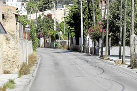 Cort rechaza el tramo de la carretera de Esporles que pasa por Establiments