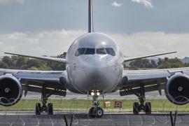 Desalojado un avión en Alemania con destino a Palma por una «conversación sospechosa» entre pasajeros