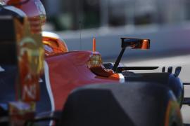 Alonso renace para salir séptimo en Montmeló, donde Hamilton ha logrado la 'pole'