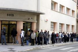 El Govern cree que la recuperación del mercado laboral está siendo muy «lenta»