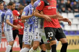 El Mallorca, el equipo con más penaltis en contra de Segunda División