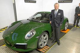 Sale de la línea de producción el Porsche 911 nº 1 millón
