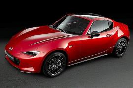 Mazda ha dado a conocer la versión especial Mazda MX-5 'RF Ignition'