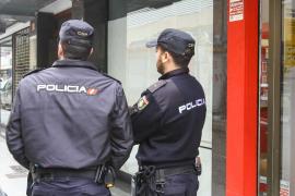 Cuatro detenidos, tres de ellos menores, por robo con intimidación