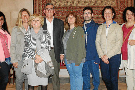 Conferencia de Joan Jordi Muntaner en Can Campaner