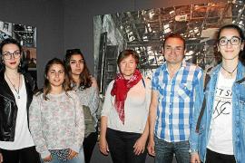 Exposición de fotografías en la Escola Superior de Disseny de les Illes Balears