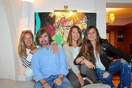 Nueva exposición del artista José Luis Mesas en Bendinat