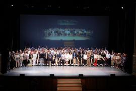 Más de 80 proyectos individuales y colectivos reciben un reconocimiento en la III Jornada de Salud