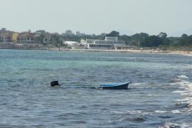 La Guardia Civil localiza una tercera patera y ya son 18 los inmigrantes detenidos