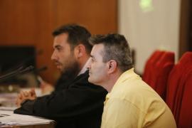 Declaran culpable al indigente acusado de matar a otro en 2015
