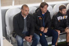 Alfonso Pérez deja el cargo de segundo entrenador del filial del Mallorca