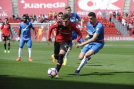 Brandon: «El partido ante el Almería es fundamental, vital»