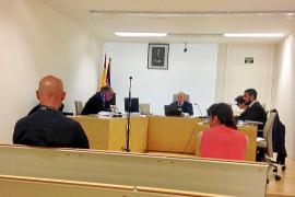 Juicio por agresión entre dos policías de Palma en las fiestas de Sant Joan de Menorca
