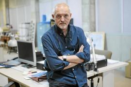 El 'doctor Vilches', de rodaje en Mallorca