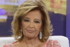 María Teresa Campos se encuentra estable tras sufrir un ictus