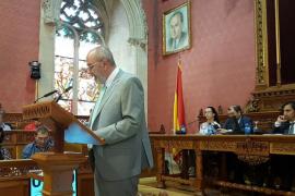 Ensenyat defiende un Consell «fuerte y potente» como el «verdadero gobierno de Mallorca»