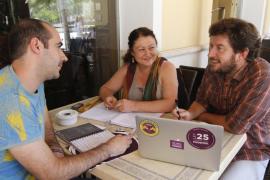 Pablistas de Balears piensan en Mae de la Concha como sucesora de Alberto Jarabo