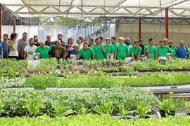 Estel de Llevant inaugura Viver Bio, un vivero 100% ecológico en Manacor