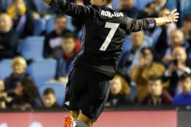 Cristiano Ronaldo acerca al Real Madrid al título