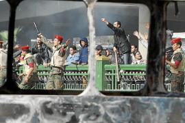 La 'caza' de periodistas hace temer el asalto de los leales de Mubarak a la plaza Tahrir