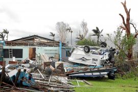 El ciclón 'Yasi' aterroriza Australia con daños materiales pero sin víctimas
