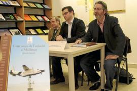 La aviación ha cumplido cien años de presencia en los cielos de Mallorca