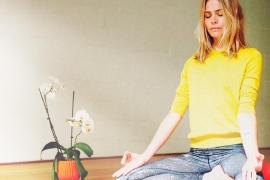 Master class de yoga al aire libre con Club Ventajon y Verónica Blume