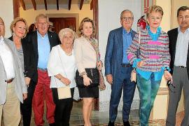 Miró y Picasso, en Can Prunera
