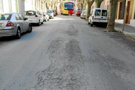 El Ajuntament reivindica una variante para sacar del pueblo el tráfico a Orient
