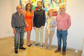 Lorenzo Martínez expone su obra en la Galería Vanrell