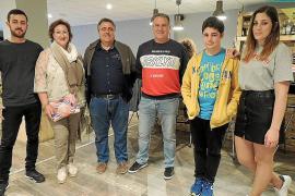 Santi Andreu y Jaume Nadal presentan el libro '¿Dónde está la pasta?'