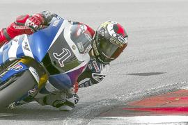 Lorenzo progresa, Honda domina