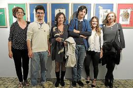 'Llonovoy' presenta su obra en Gerhardt Braun Gallery