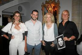 Marina Abramovic presenta su obra en la galería Horrach Moyà