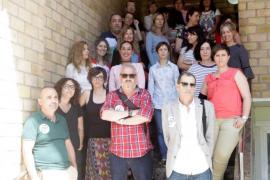 Concentración en los Juzgados de Ibiza por el caos informático