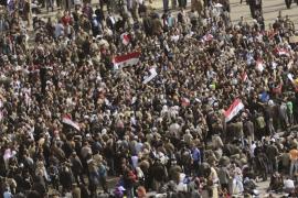 """EGIPTO SE PREPARA PARA EL """"DÍA DE LA SALIDA"""""""