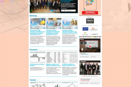 Anuario El Económico 2016, una herramienta de consulta y análisis