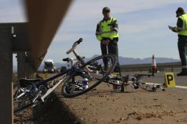 Seis ciclistas han fallecido en Baleares en el último año y medio
