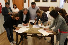 El Govern firma un acuerdo con Felanitx para una escolarización equilibrada del alumnado