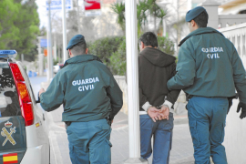 Detenido en Calvià