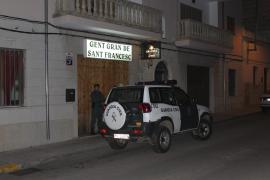 Más de 170 agentes asestan un duro golpe al narcotráfico en Palma y en la Part Forana