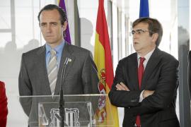 Antich espera que Bauzá ejerza como su rival político en el Parlament