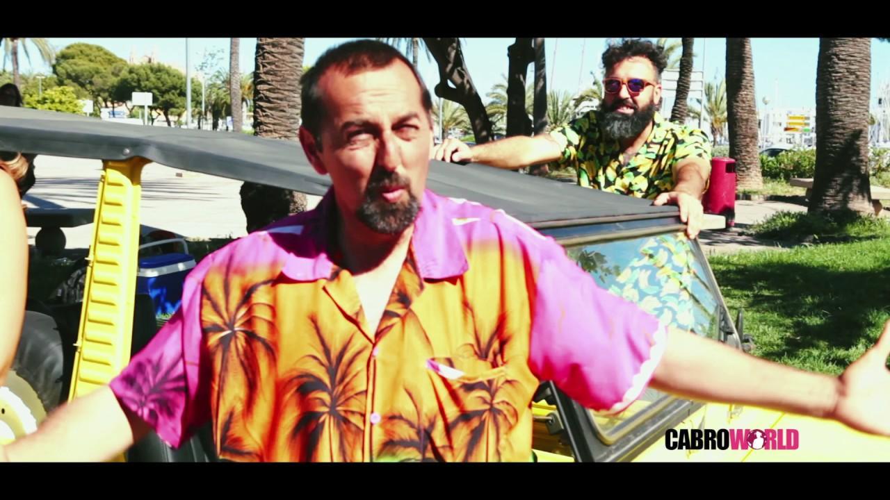 Joan de Son Rapinya 'reta' a Luis Fonsi y a Leticia Sabater con 'El Rumbalao', su canción del verano