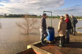 Destinados 2 millones a paliar los efectos de las lluvias de enero y febrero