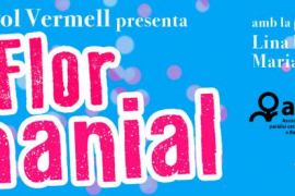 El CEE Pinyol Vermell lleva 'La flor romanial' al Trui Teatre